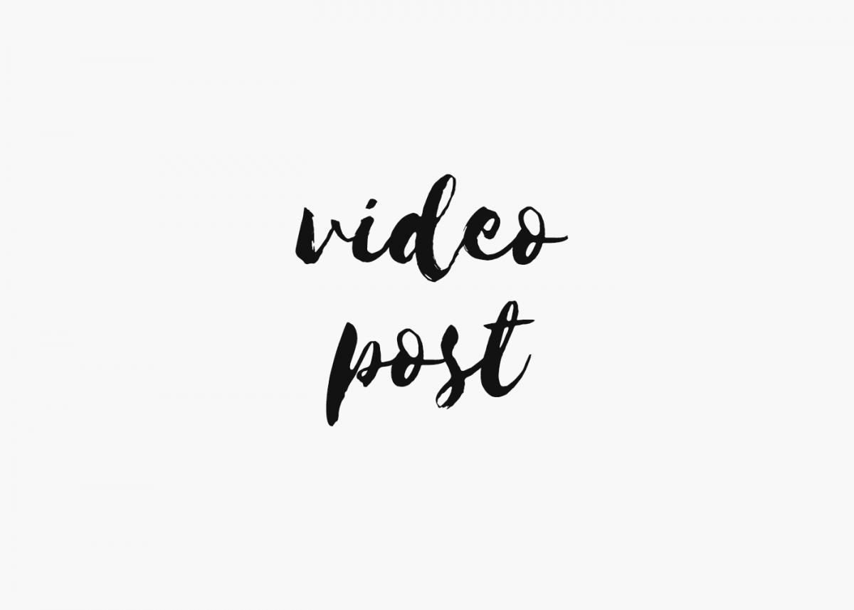 Video Post